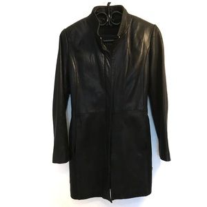 Danier leather jacket small